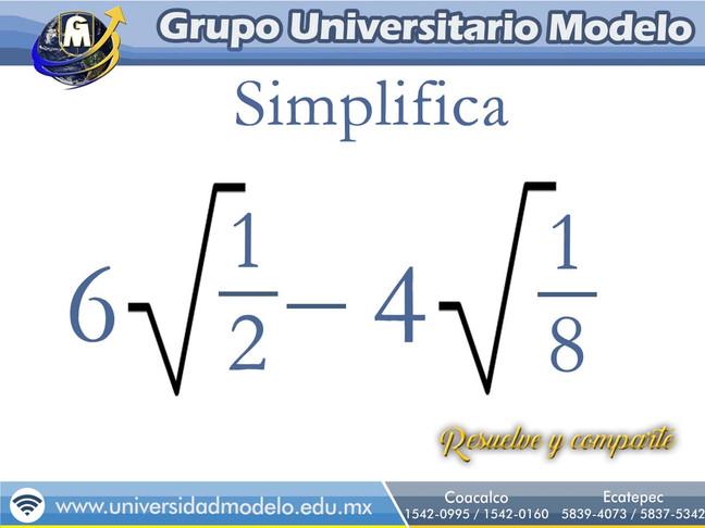 Desafío matemático
