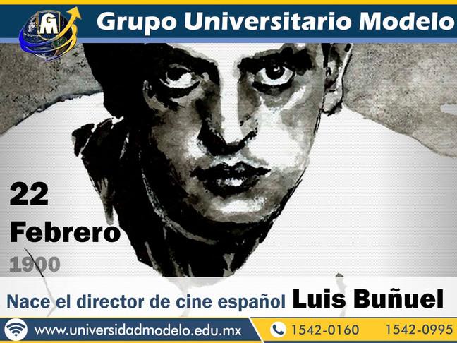 Cinco curiosidades de Luis Buñuel