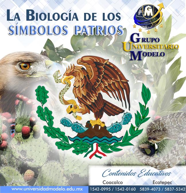 La Biología de los símbolos patrios