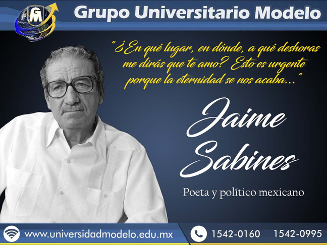 Jaime Sabines Gutiérrez