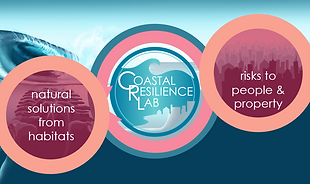 The Coastal Resilience Lab works to reduce risks to people, property and nature; find out more at at https://coastalresilience.ucsc.edu.