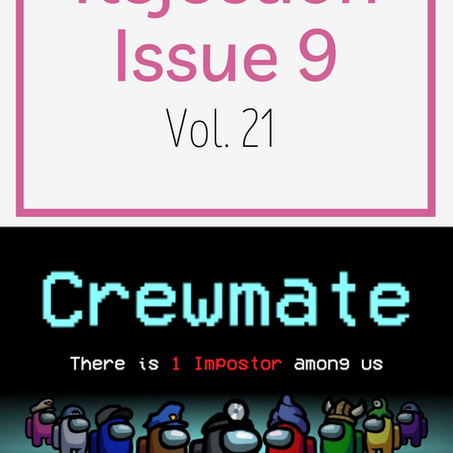 Rejection Issue 9 Vol. 21