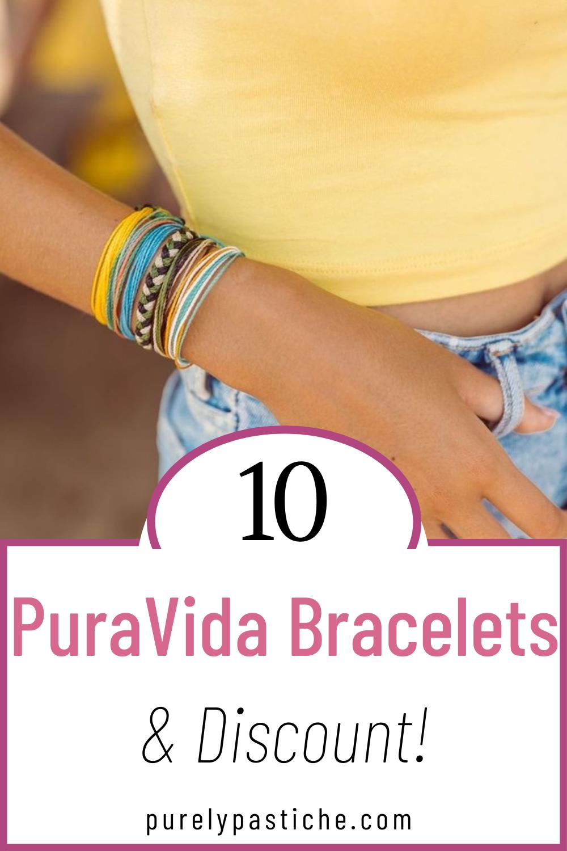 PuraVida Bracelet discount