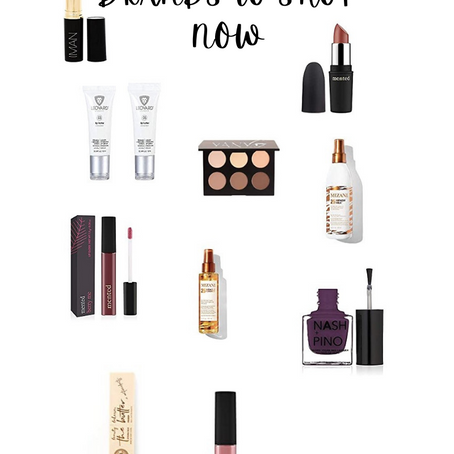 Black Beauty Brands to Shop Now