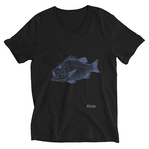 fREsh Fish V tee