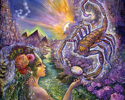 Скорпион - Таро-прогноз на 2014 год