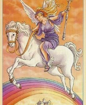 Энергии Богинь-Покровительниц (Таро Союз Богинь)