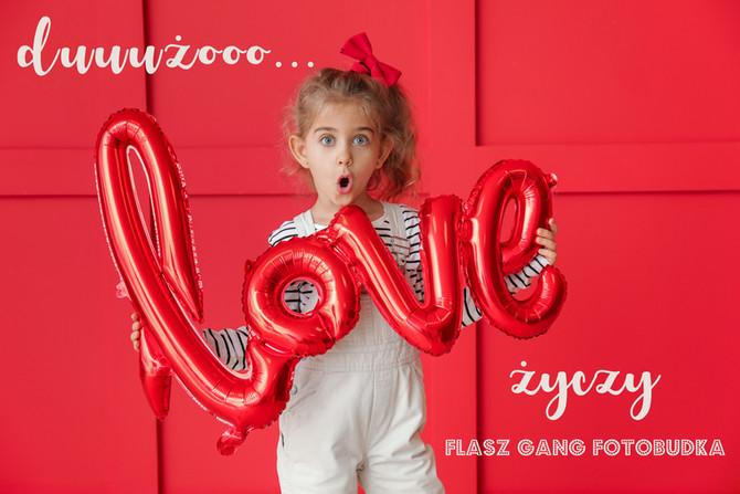 Dużo LOVE na codzień!!!