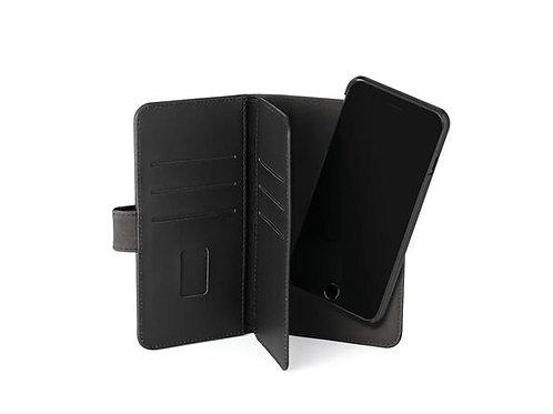 Gear Wallet 2in1 iPhone 12/12 Pro Lommebokveske m/7 lommer + Magnetdeksel