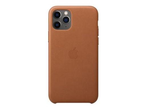 Apple Skinndeksel 11 Pro, Lærbrun Deksel