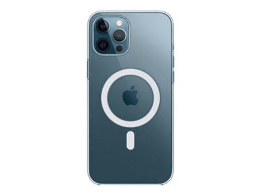 Apple Clear Deksel 12/12 Pro Max, Transpare Deksel