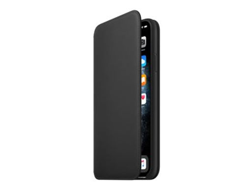 Apple Skinnfolio 11 Pro Max, Svart Deksel