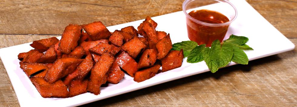 Grilled Pork Patty Bites - Nem Nướng