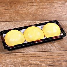 Custard Bao - Bánh Bao Cá Dé