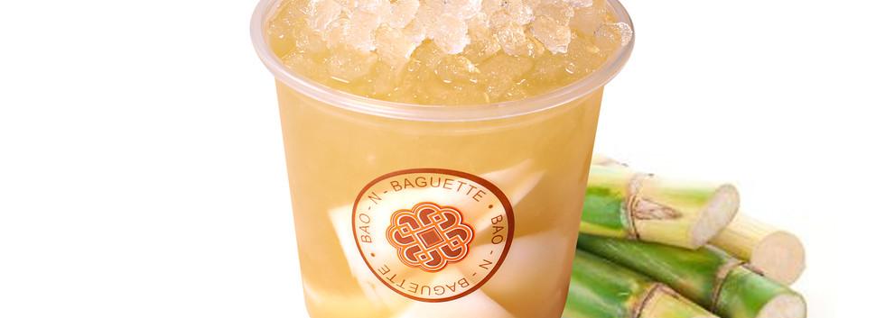 Coconut + Sugarcane - Nước Dừa + Nước Mía