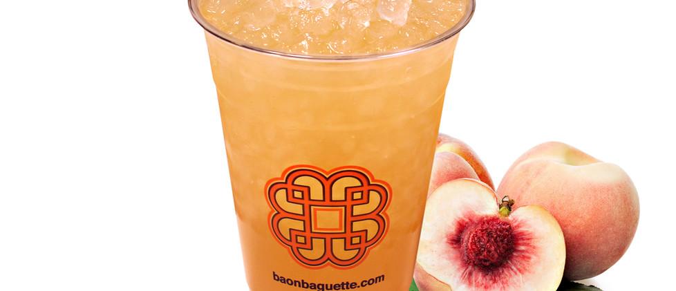 White Peach Tea - Trà Đào Trắng