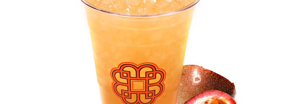Passion Fruit Tea - Trà Chanh Dây