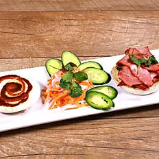 BBQ Pork (Xa Xiu) Bun Slider