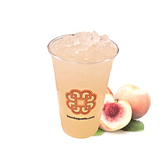 White Peach Lemonade - Nước Chanh Đào Trắng