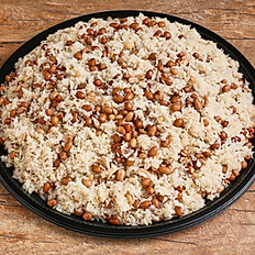 Sticky Rice with Peanuts - Xôi Đậu Phộng