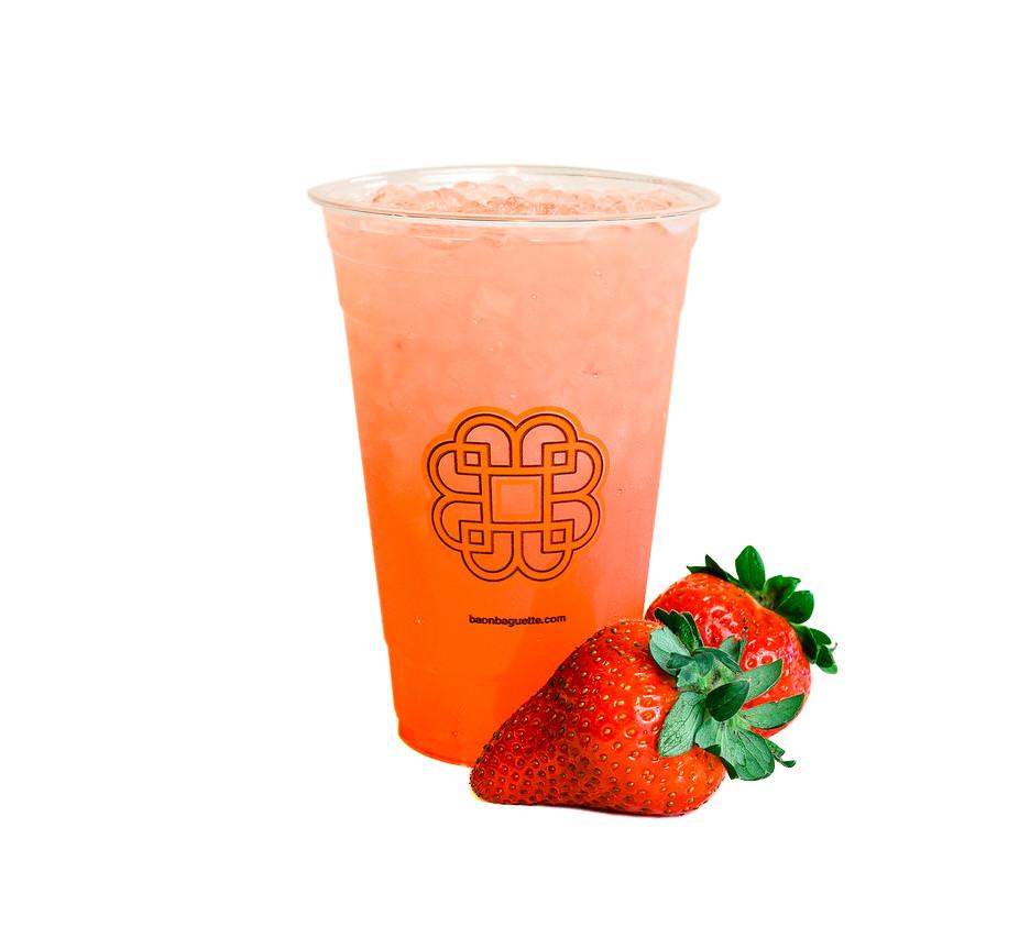 Strawberry Tea - Trà Dâu