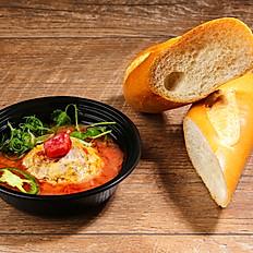 Vietnamese Meatball - Bánh Mì Xíu Mại