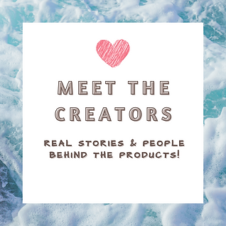 Meet the Creators- Real stories and peop