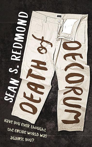 Death of Decorum Sean S Redmond.jpg