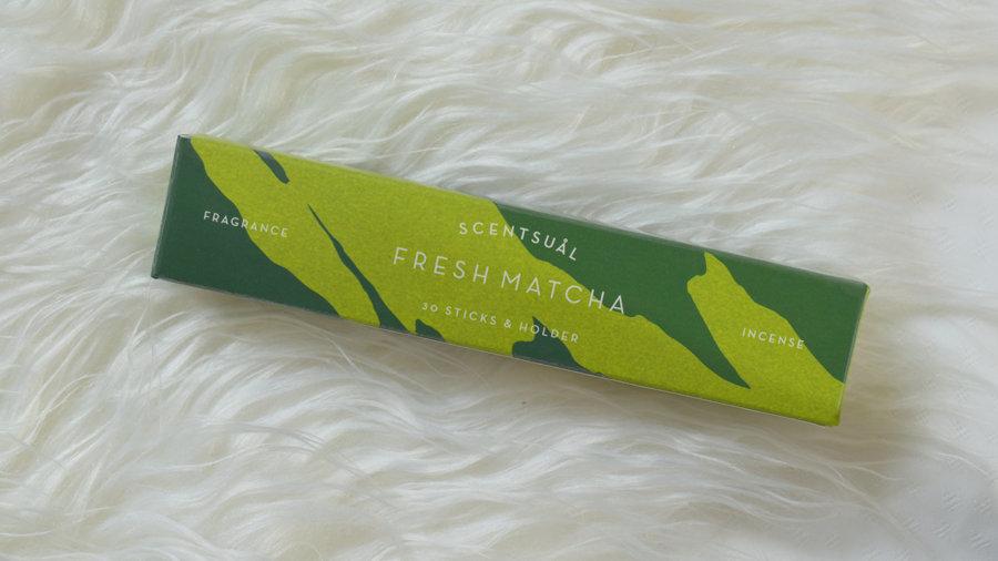Encens Matcha frais