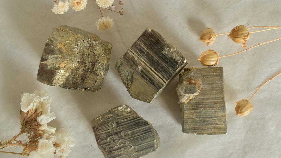 Pyrite du Pérou Extra