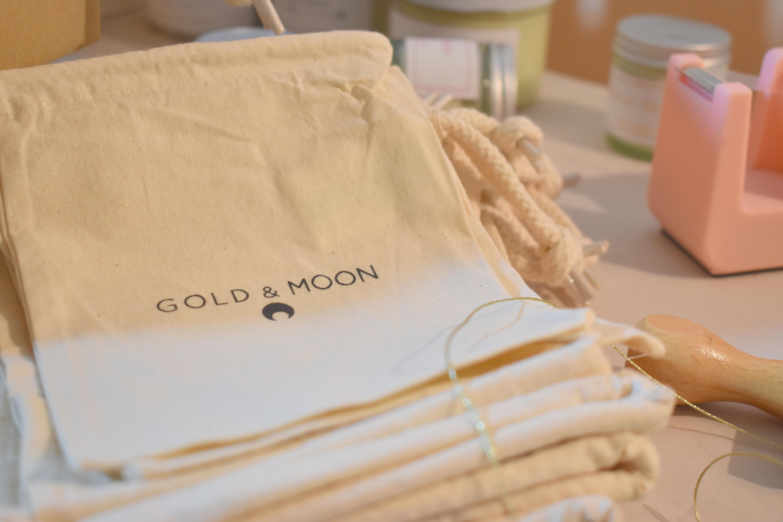 Pochettes GOLD &MOON