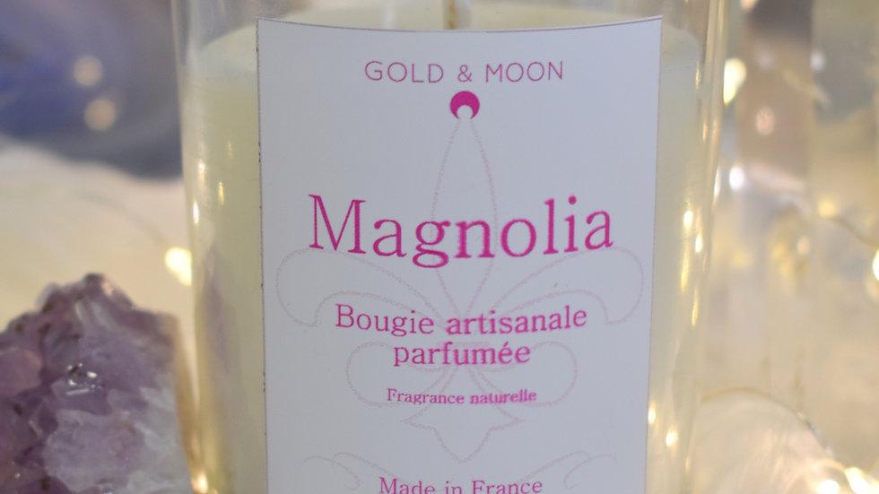 Bougie pafumée Magnolia