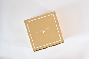 Coffret bougie gold & moon Coffret bougie gold and moon
