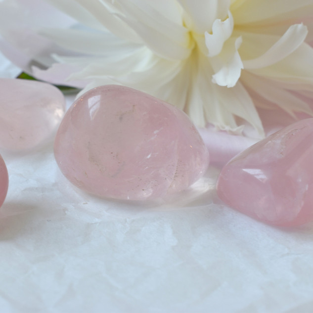 quartz rose gold and moon toulouse