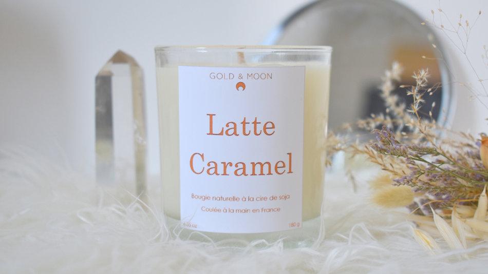 Bougie parfumée Latte Caramel