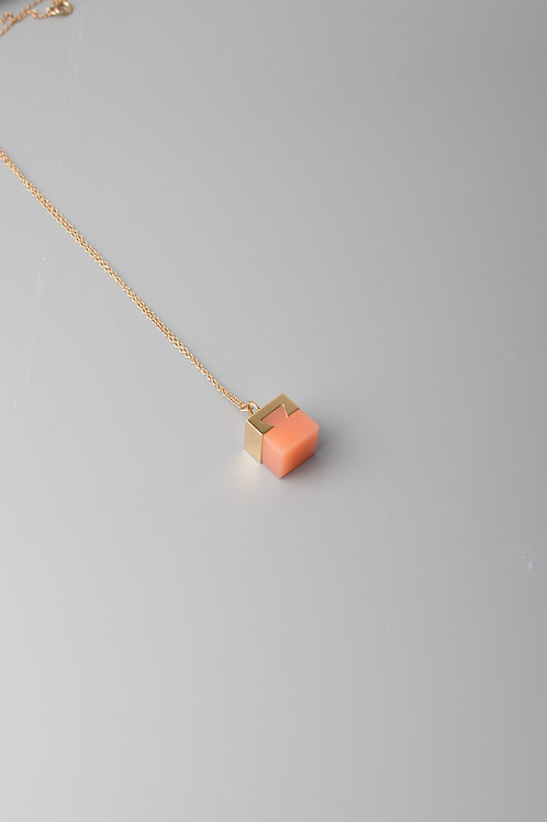 LINK ONE PENDANT - ROSA