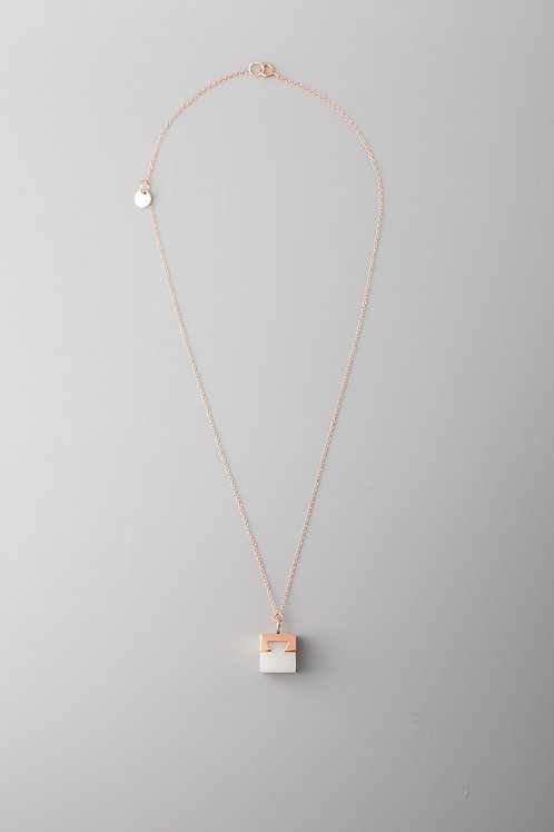 LINK ONE PENDANT - WHITE