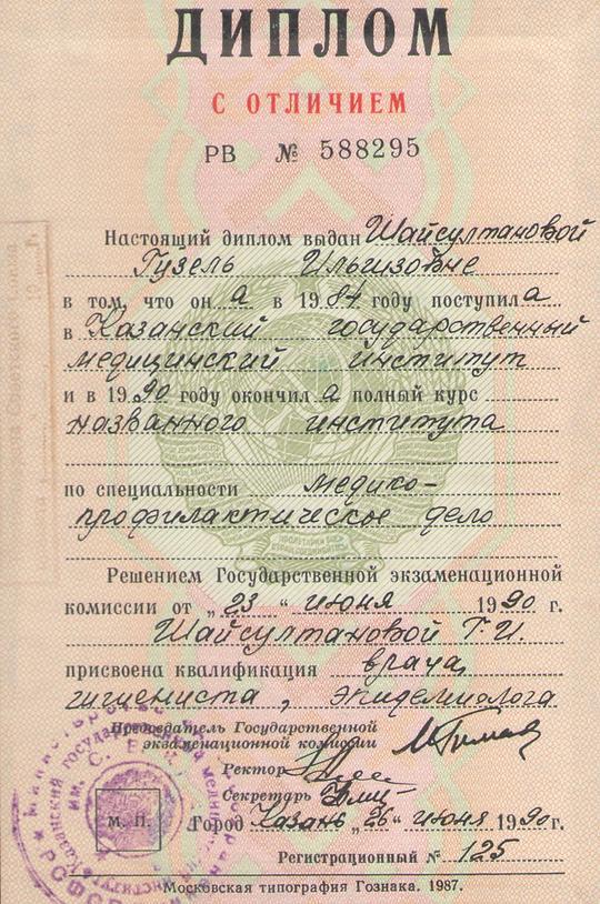 dietologovchinnikova Диплом