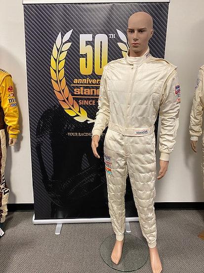 ST 3000 FIA 8856-2000 Racing Suit Size 2 (5'7 - 165lbs)