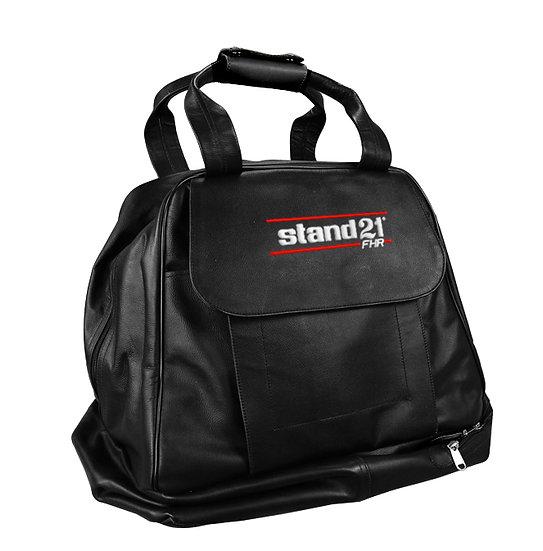 Leather FHR /Helmet Bag