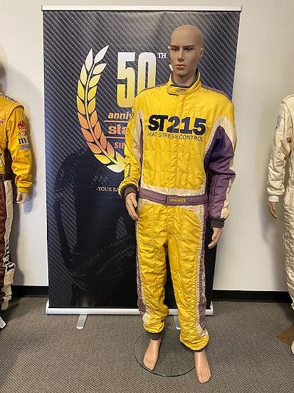 ST 215 HSC FIA 8856-2000 Racing Suit Size 4 (6'1 - 185 lbs)