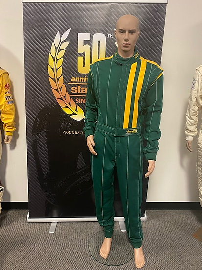 ST2000/2 FIA 8856-2000 Racing Suit Size 3 (5'9 175 lbs)