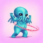 Cthulhu-hoop