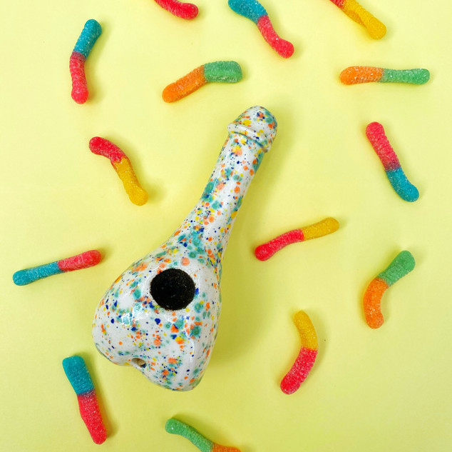 Tooty Fruity Pipe