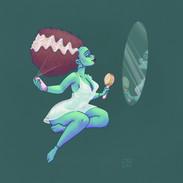 Mrs. Frankenstein (variant)