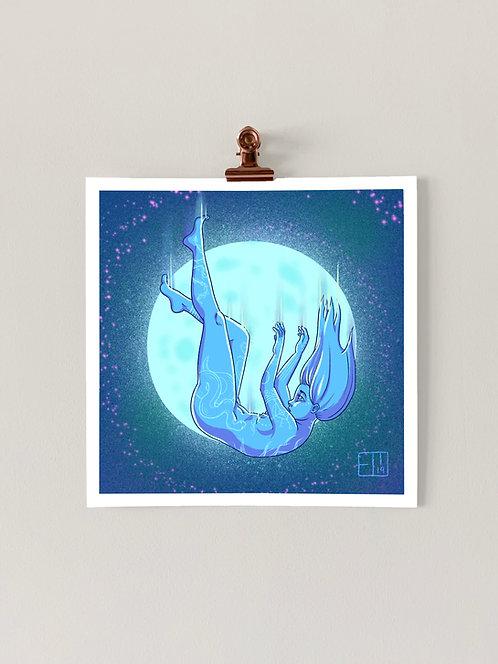 #MagicMoonWeek: Mood Art Print