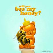 Bee my honey?