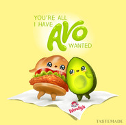 You're all I have avo wanted