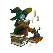 Book Witch