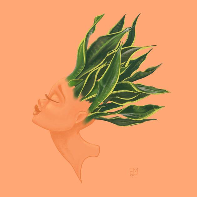 Plant Lady No. 1